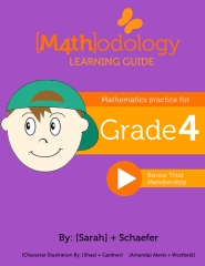 [M4th]odology Learning Guide Mathematics Practice for Grade 4