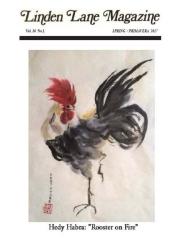 Linden Lane Magazine Spring 2017, Vol 36 # 1