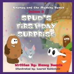 Spud's First Day Surprise