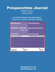 Prespacetime Journal Volume 8 Issue 2