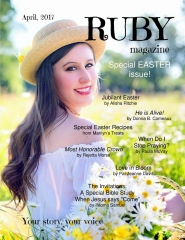 RUBY magazine APRIL 2017