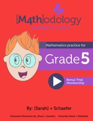 [M4th]odology Learning Guide Mathematics Practice for Grade 5