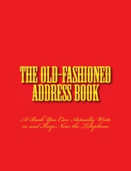 The Old-fashioned Address Book