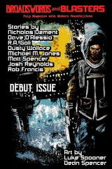 Broadswords and Blasters Issue 1