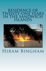 Residence Of Twenty-One Years In The Sandwich Islands