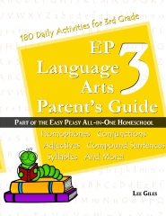 EP Language Arts 3 Parent's Guide