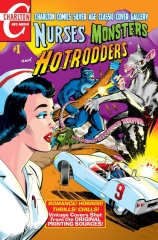 Nurses, Monsters and Hotrodders #1