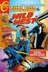 Outlaws of the Wild West Volume One