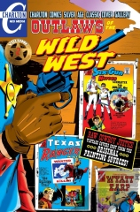 Outlaws of the Wild West Volume Two