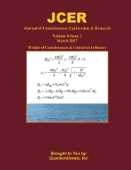 Journal of Consciousness Exploration & Research Volume 8 Issue 3