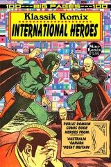 Klassik Komix: International Heroes