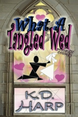 What A Tangled Wed (large print)