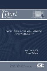 Social Media?The Vital Ground