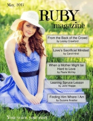 RUBY magazine MAY 2017