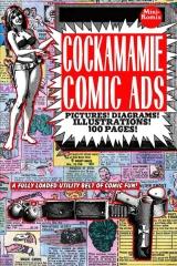 Klassik Komix: Cocamamie Comic Ads