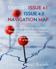 S1000D® Issue 4.1 and Issue 4.2 Navigation Map