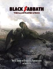 Black Sabbath: The Illustrated Lyrics Vol 2