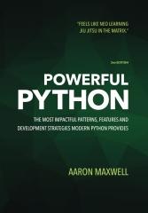 Powerful Python (Alt Cover)