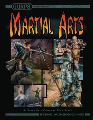 GURPS Martial Arts