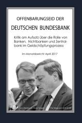 Offenbarungseid der Deutschen Bundesbank