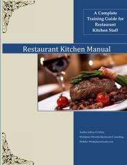 Restaurant Kitchen Manual