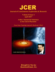 Journal of Consciousness Exploration & Research Volume 8 Issue 4