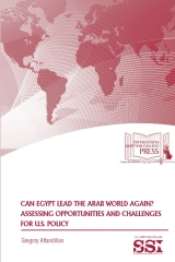 Can Egypt Lead the Arab World Again?