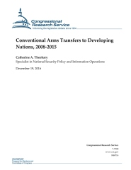 Conventional Arms Transfers to Developing Nations, 2008-2015