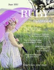 RUBY magazine JUNE 2017
