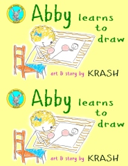 Abby Learns to Draw