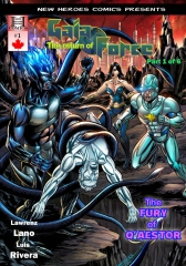 The Return of Gaia Force #1