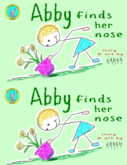 Abby Finds Her Nose