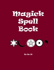 Magick Spell Book