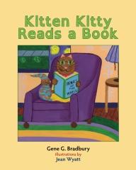 Kitten Kitty Reads a Book