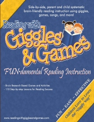 Reading With Giggles & Games