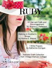 RUBY magazine July7 2017