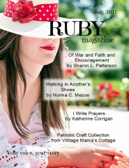 RUBY magazine July7 2017