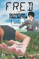 FRED and the Quantum Projector in Pictures (black and white)