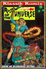 Klassik Komix: Rulers Of The Universe