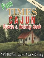 Fun Times Cajun Puzzle & Activity Book