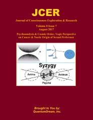 Journal of Consciousness Exploration & Research Volume 8 Issue 7