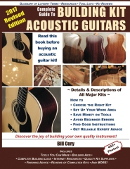 Complete Guide To Building Kit Acoustic Guitars