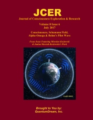 Journal of Consciousness Exploration & Research Volume 8 Issue 6