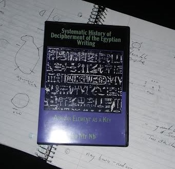 Systematic History of Decipherment of the Egyptian Writing