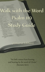 Walk with the Word Psalm 119 Study Guide