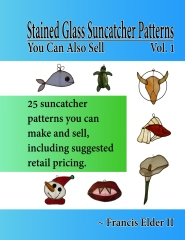 Stained Glass Suncatcher Patterns You Can Also Sell