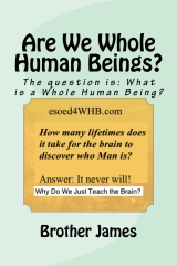 Are We Whole Human Beings?