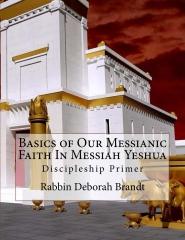 Basics of Our Messianic Faith In Messiah Yeshua