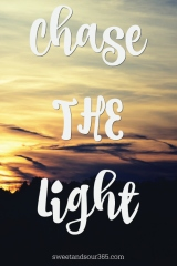 Chase THE Light