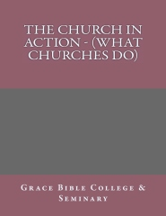 The Church In Action - (What Churches Do)